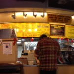 Counter (Zorba's Texas Hots)