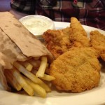 Chicken Fingers and Fries (Zorba's Texas Hots)