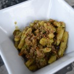 Cavatelli with Sausage