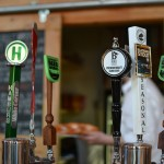Local Beers on Tap