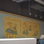 Dining Room Wall Fresco