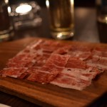 Jamon Iberico from Salt Yard