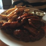 Guiness BBQ Wings