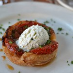 Tomato Tart from Fore Street