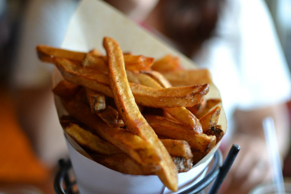 Fries from Duckfat