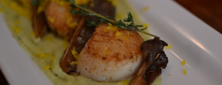 Scallops and Flat 12