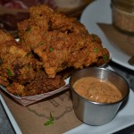 Buttermilk Fried Chicken Livers at Meat and Potatoes
