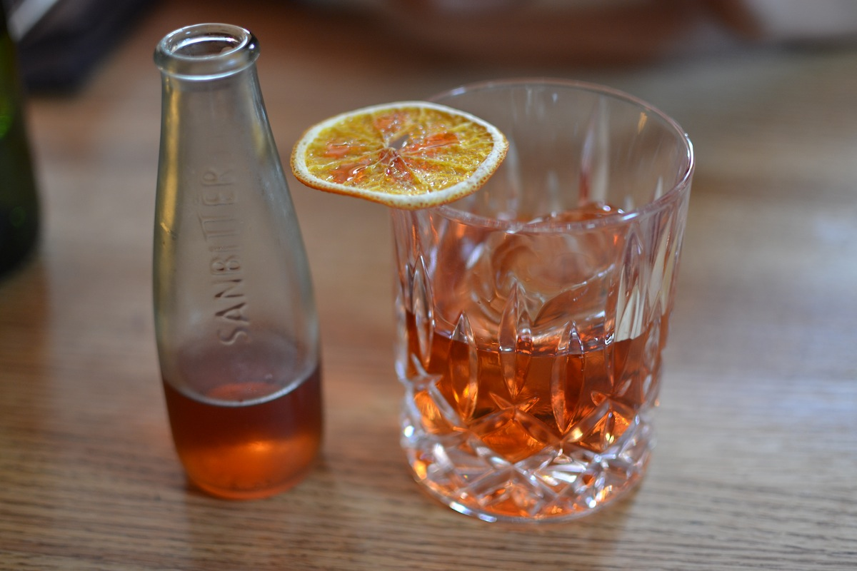 Negroni from Cure