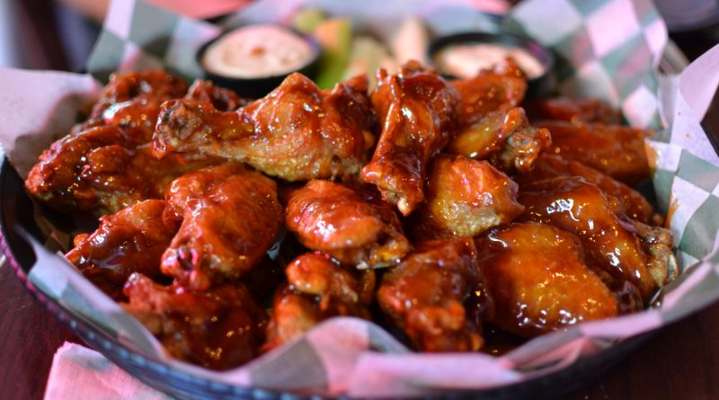 Look at Our New Chicken Wing Guide!