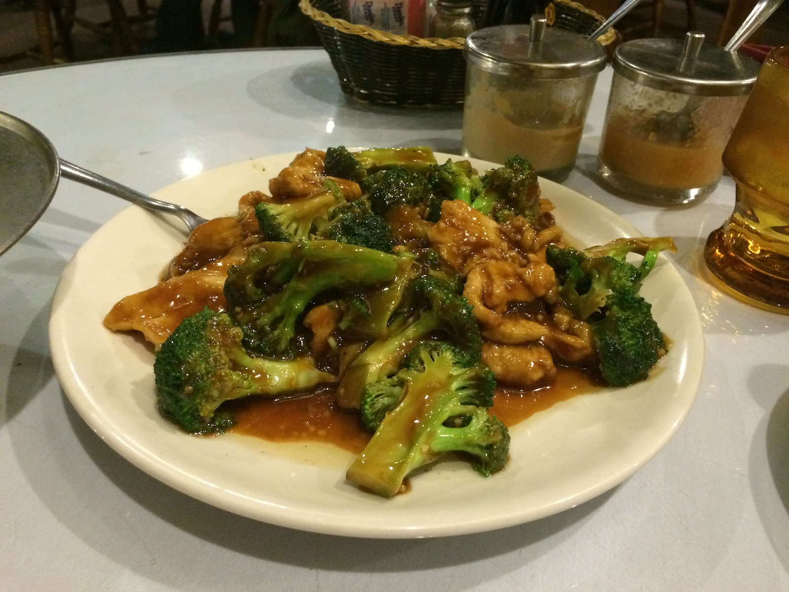 Chicken Brocolli (Jinlan)