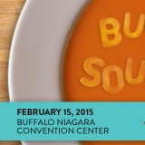 Buffalo Soup-Fest is this Sunday, February 15th!