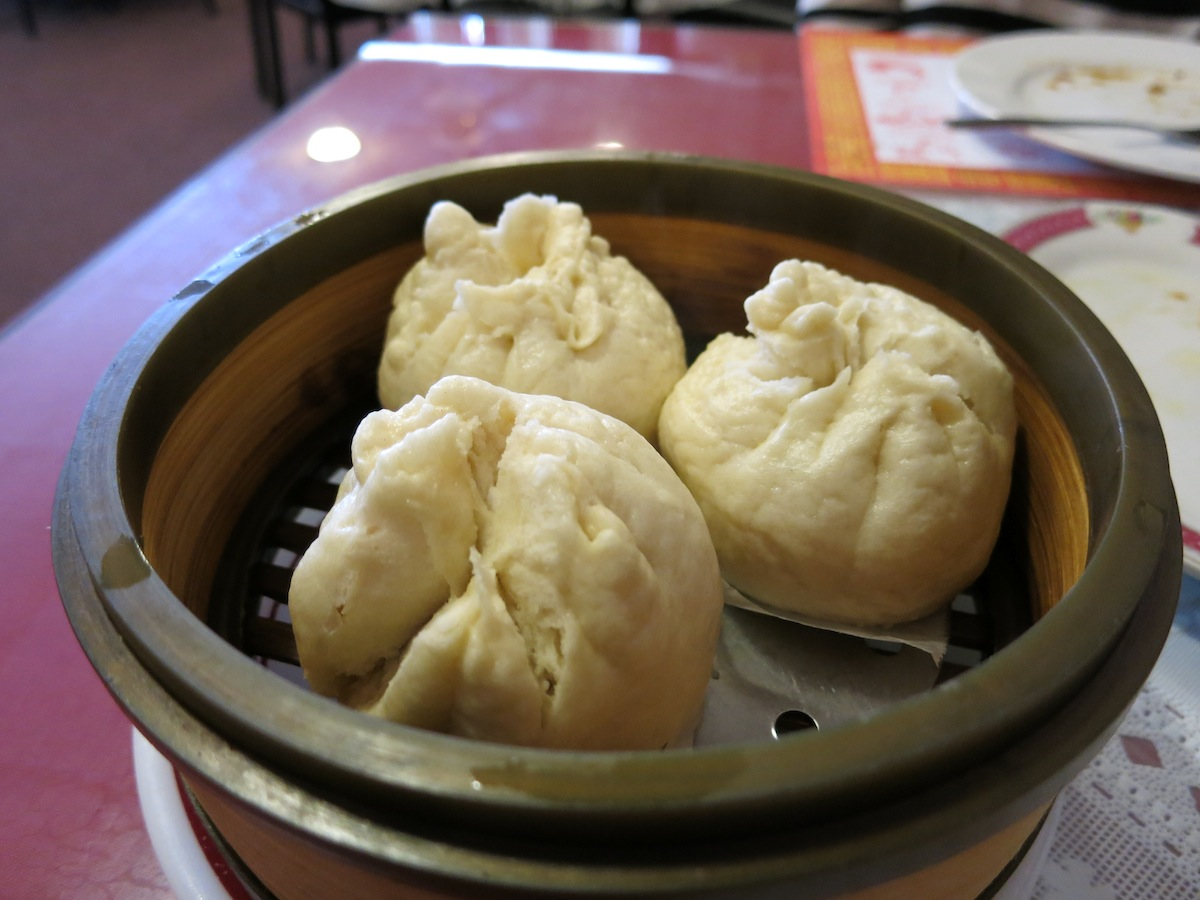 Roast Pork Buns Peking Garden Buffalo Eats