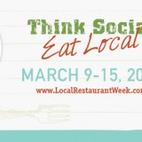 Local Restaurant Week is Here Again, Make Your Reservations Now!