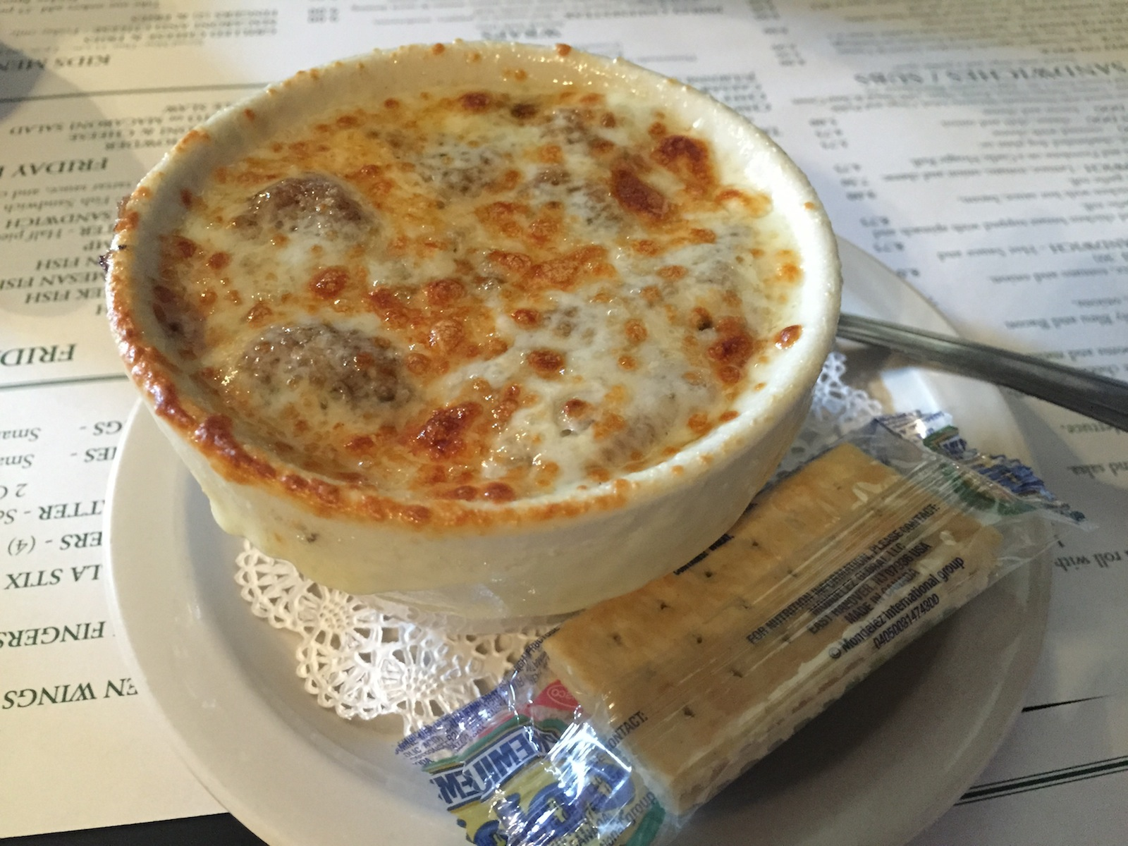 French Onion Soup (Brunner's Tavern)