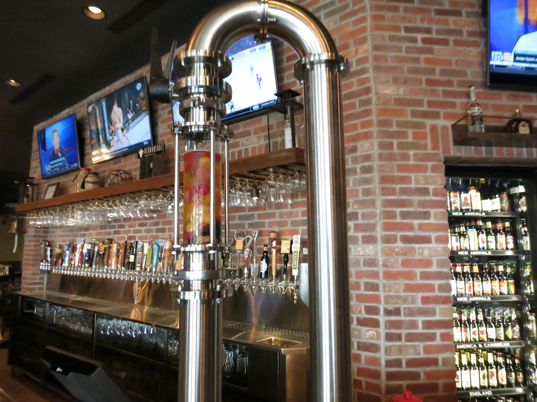 Infusing Tap (World of Beer)