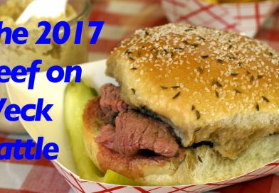 The 2017 Beef on Weck Battle