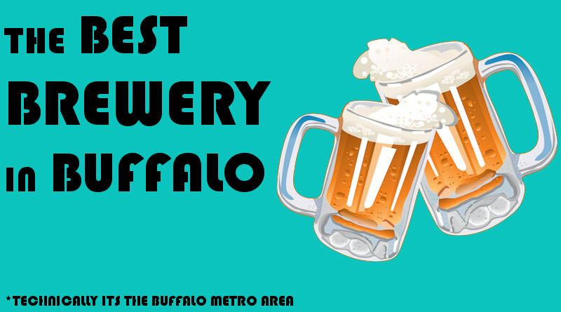 The 2017 Buffalo Brewery Battle